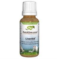 Native Remedies PetAlive LiverAid - 0.71 oz