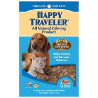 Ark Natural Products For Ark Naturals Happy Traveler Soft Chews for Pets - 75 Count