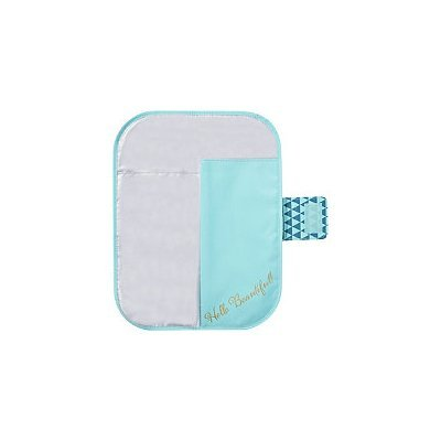 ULTA Hello Beautiful Heat Resistant Travel Pouch/Mat
