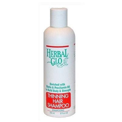 Herbal Glo Treatment Shampoo - Advanced Thinning Hair, 8.5 fluid ounces.