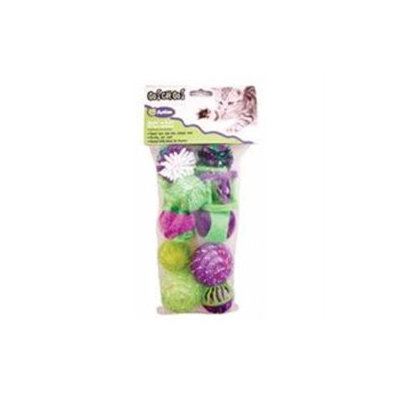 Ourpet's Company Ourpets Company 090036 Rollin In Fun 10 Piece Multipk