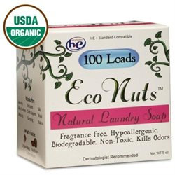 Eco Nuts Organic Laundry Soap (100 Loads)