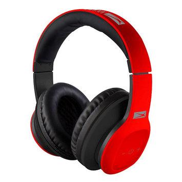 Altec Lansing Bluetooth Headphones, Red