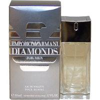 Emporio Armani Diamonds by Giorgio Armani for Men Eau De Toilette Spray, 1.7-Ounce