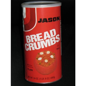 JĀSÖN Jason, Kosher, Bread Crumbs - Plain (24 Oz.) , 1 Tube