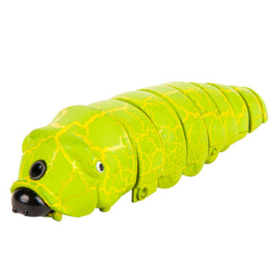 National GeographicTM Electronic Caterpillar Cat Toy