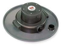 DAYTON 4YE63 Wet/Dry Vacuum Head, 4 HP, 55 gal, 120V