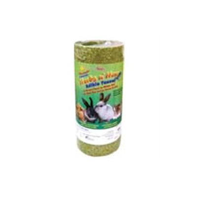 F.m. Brown Pet Herb N Hay Edible Small Pet Tunnel 12 in.