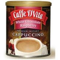 Caffe D'vita Caffe DVita F-DV-1C-06-RASB-21 Raspberry White Chocolate Cappuccino 6 1lb canisters