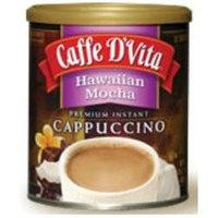 Caffe D'vita Caffe DVita F-DV-1C-06-HAWA-21 Hawaiian Mocha Cappuccino 6 1lb canisters