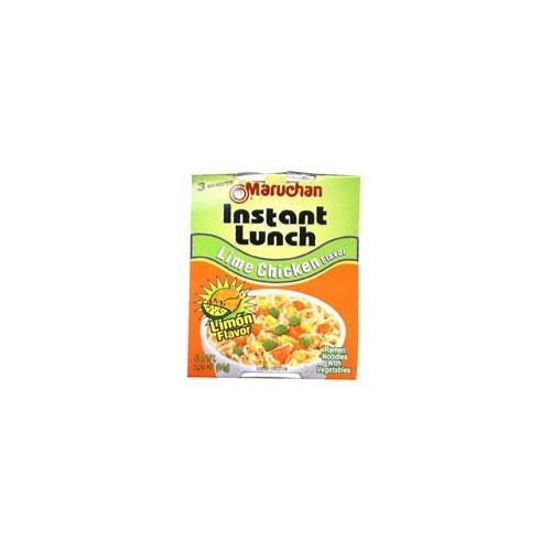 Maruchan Lime Chicken Soup 2.25 oz Case of 12