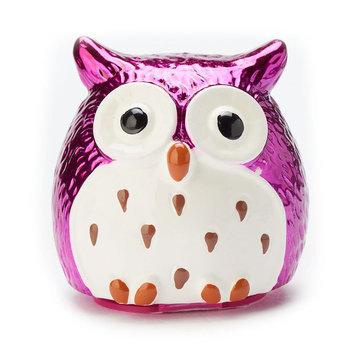NPW De-Luxe Owl Lip Balm, Pink