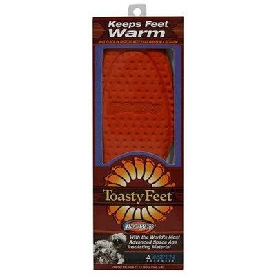 Polarwrap Toasty Feet Shoe Insoles