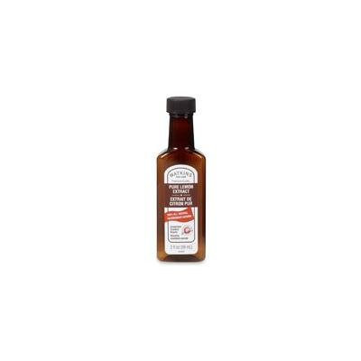 Watkins Premium Pure Lemon Extract 2oz