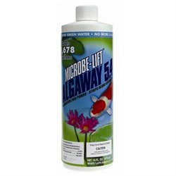 Ecological Laboratories Microbe Lift Pond Algaway 5.4