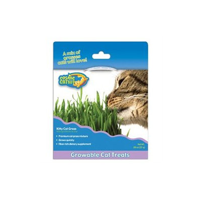 Our Pets Cosmic Grass Growing Cat Treat Kit