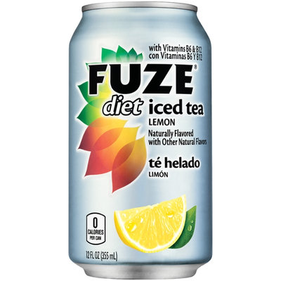 Fuze Diet Lemon Iced Tea
