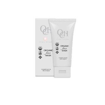 Organic O2CH- USDA Organic Pink Pearl Face Mask 6 fl. oz.