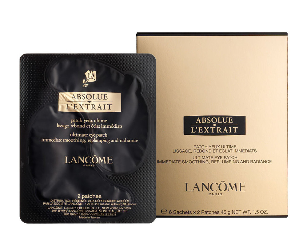 Lancôme Absolue L'Extrait Ultimate Eye Patch
