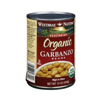 Westbrae Natural Vegetarian Organic Garbanzo Beans