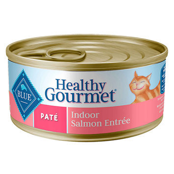 Cherrybrook Blue Buffalo BLUE Healthy Gourmet Adult Indoor Salmon Entrée Canned