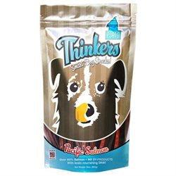 Plato Pet Treats - Thinkers Dog Treats Salmon Sticks - 10 oz.
