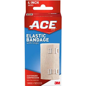 ACE Elastic Bandage w/clips 207313