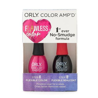 Orly Color Amp'd Flexible Color Art Walks Nail Polish Gift Set