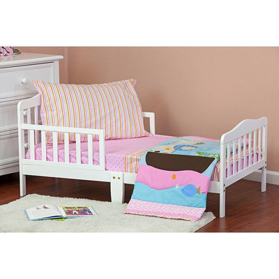 Dream On Me Sea Friends 4 Piece Toddler Bedding Set