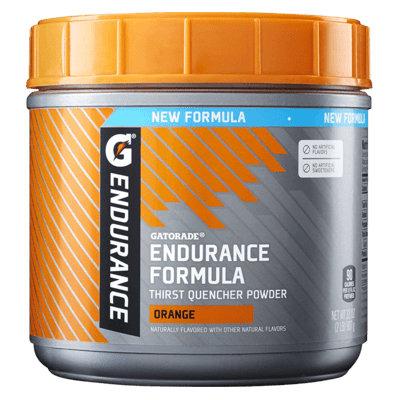 Gatorade® Endurance Formula Powder Pack Orange