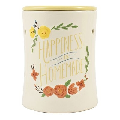 SONOMA Goods for Life™ Floral Wax Warmer, Multi/None