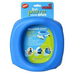 Kalencom Potette Plus At Home Reusable Liner - Blue