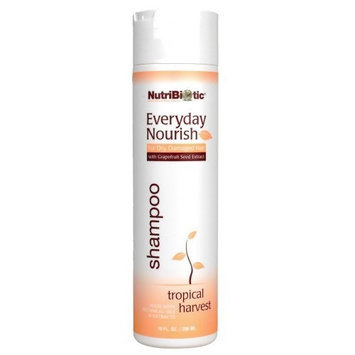 Nutribiotic Everyday Nourish Shampoo, 10 Fluid Ounce
