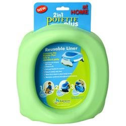 Kalencom Potette Plus At Home Reusable Liner - Green