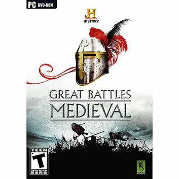 Maximum Family Games History Great Battles Medieval (PC Games)