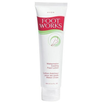 Foot Works Watermelon Cooling Foot Lotion