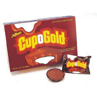 Adams & Brooks Cup-o-Gold, 1.25-Ounce Boxes (Pack of 24)