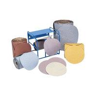 Norton Stick & Sand Paper Discs - 6