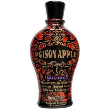 2009 Synergy Tan Poison Apple Thermal Fueled Accelerator Tanning Lotion