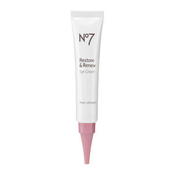 Boots No7 Restore & Renew Eye Cream, .51 fl oz