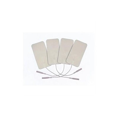 ProMed Specialties Pack of 4 Pro-Patch Electrodes in White Foam (Set of 10)