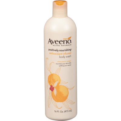 Aveeno Active Naturals Postively Nourishing Antioxidant Infused Body Wash