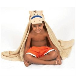 AM PM Kids Tan Pony Tubbie Towel