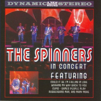 The Spinners ~ In Concert [Cleopatra] (new)