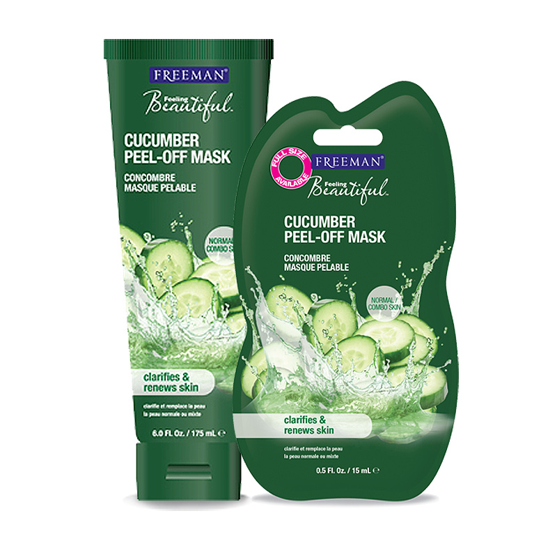 Freeman Beauty Feeling Beautiful™ Cucumber Peel-Off Mask