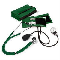 Prestige Medical Aneroid Sphygmomanometer Sprague with Rappaport Stethoscope Kit