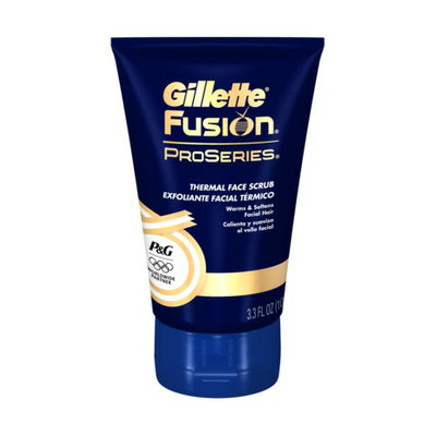 Gillette Fusion Proseries Thermal Scrub