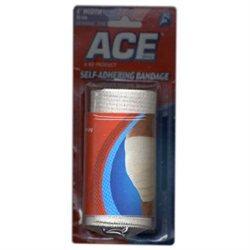 Ace 4 Inch Self Adhering Athletic Bandage 1 ea