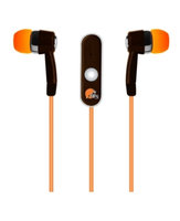 Cleveland Browns Earbuds with Microphone