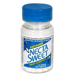 Necta Sweet B80008 Necta Sweet Sugar Substitute Tablets -12x500tab